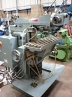 Ajax 00 Milling Machine