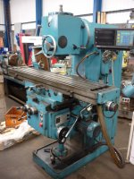 Elliott Vertical Milling machine